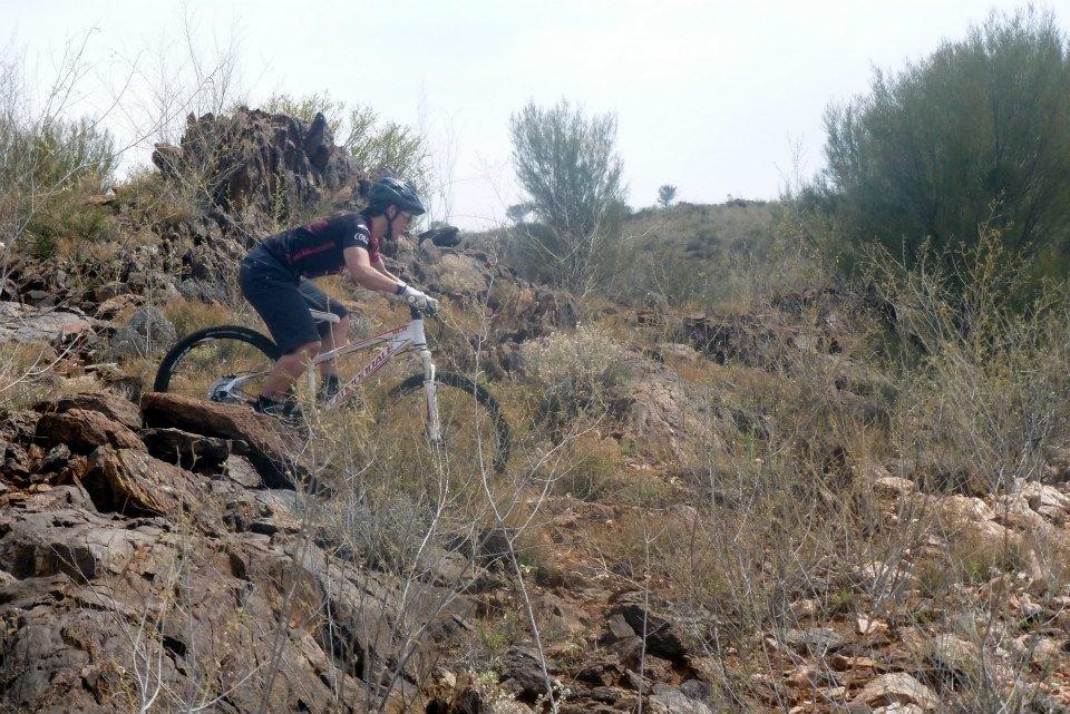 muddbunnies Mountain Bike adventure in Broken Hill