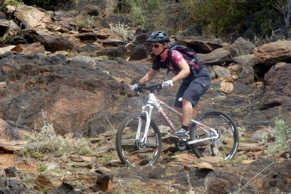 Mountain Bike adventure in Broken Hill