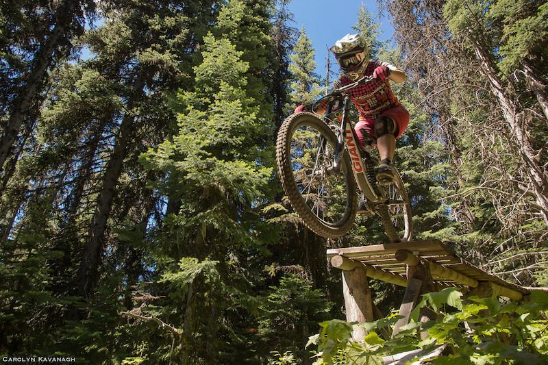mountain bike coaching mountain bike clinic mountain bike guiding mountain bike rental endless biking trails at SIlver star