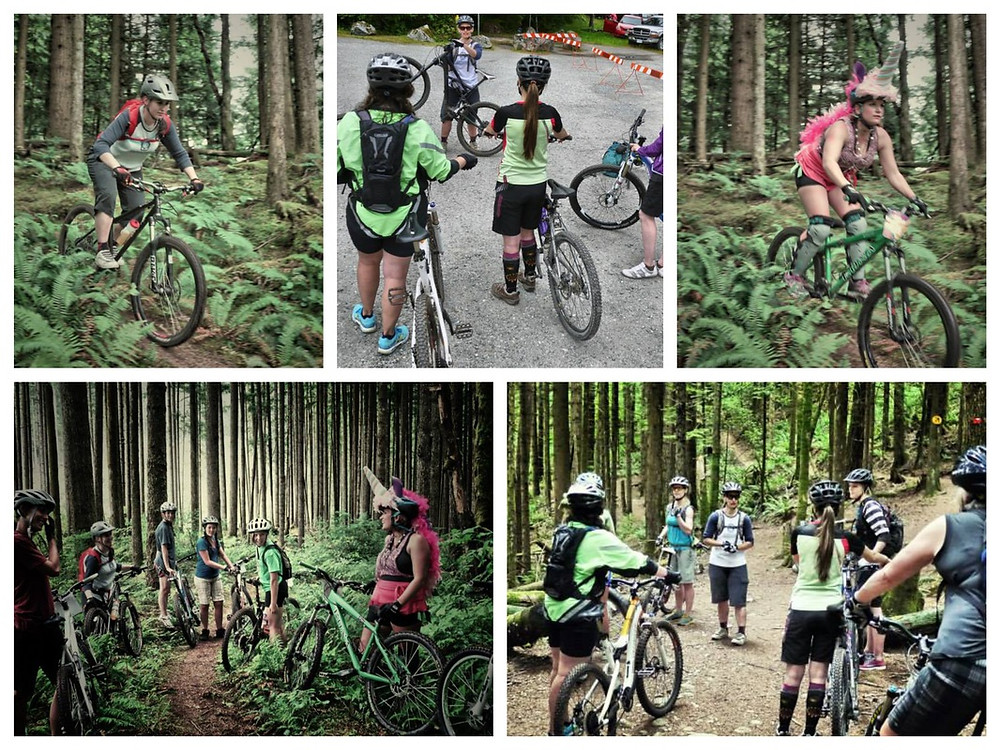 Ozmosis Training mountain biking coaching clinics FVMBA That's what she said