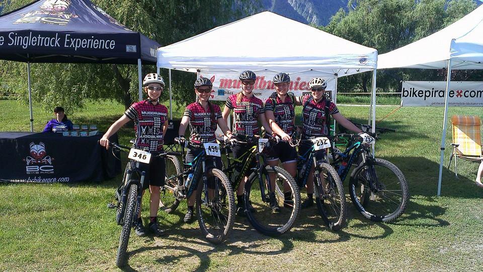 muddbunnies race team. nimby 50. racing. pemberton