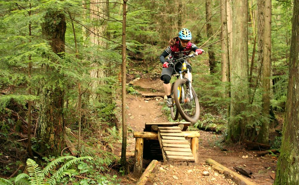 North shore, boogieman, NSMBA mountain bike