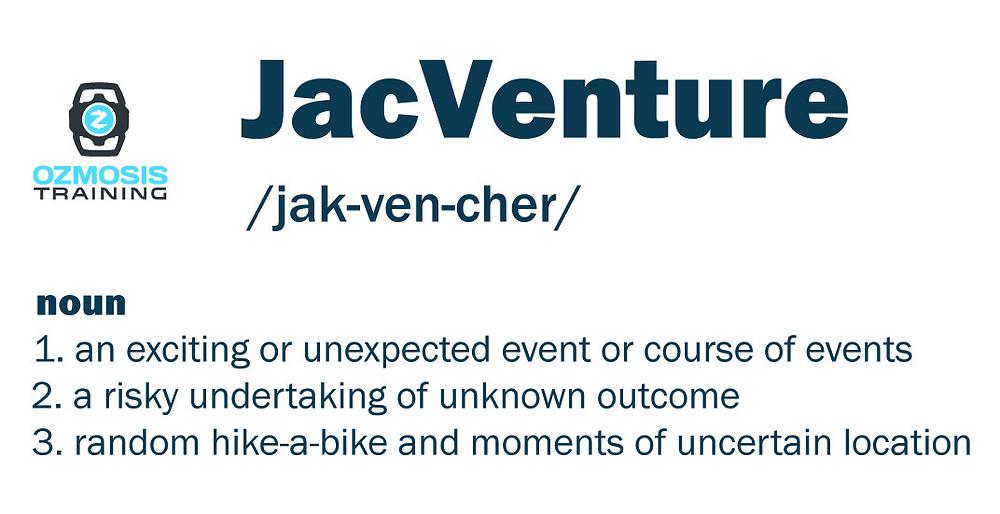 JacVenture mountain bike adventure