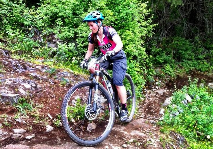Rocky Mountain Bicycles Element 29er Nimby trail Pemberton