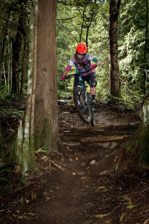 Giant Reign Liv Hail mountain bike clinic coaching FVMBA