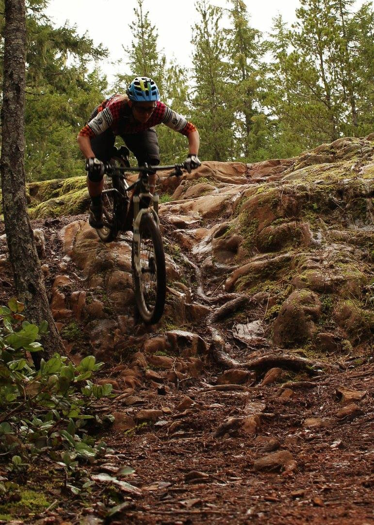 endless biking trails in cumberland bc.  mountain bike dream