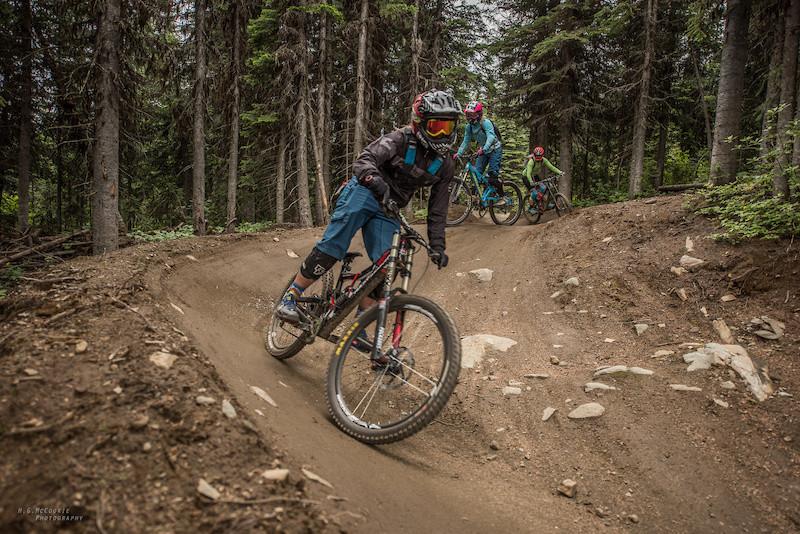mountain bike coaching mountain bike clinic mountain bike guiding Koontey mountain biking