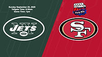 49ers vs Jets