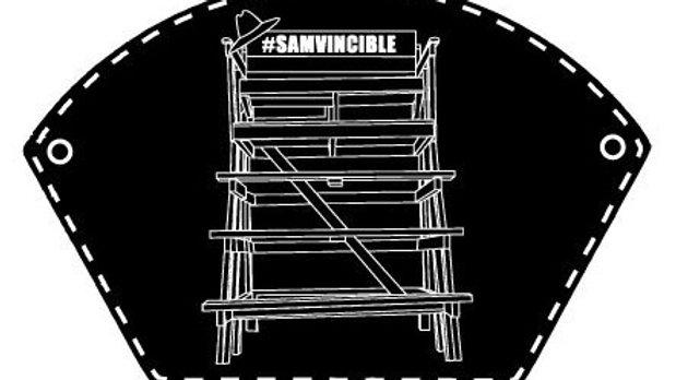 #SAMvincible - Mask