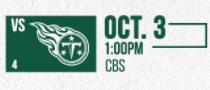 Titans vs Jets