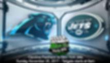 Fanvan Party Bus Panthers vs Jets