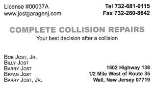 Complete Collision