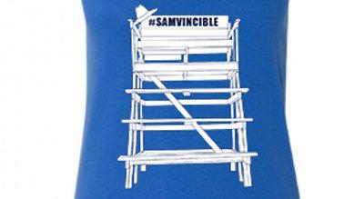 #SAMvincible Gildan SoftStyle Women's Racerback Tank Top