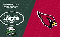 Cardinals vs Jets