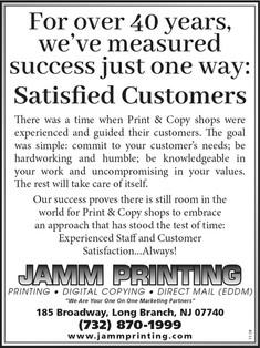JAMM Printing