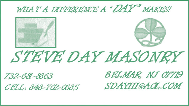 Steve Day Masonry