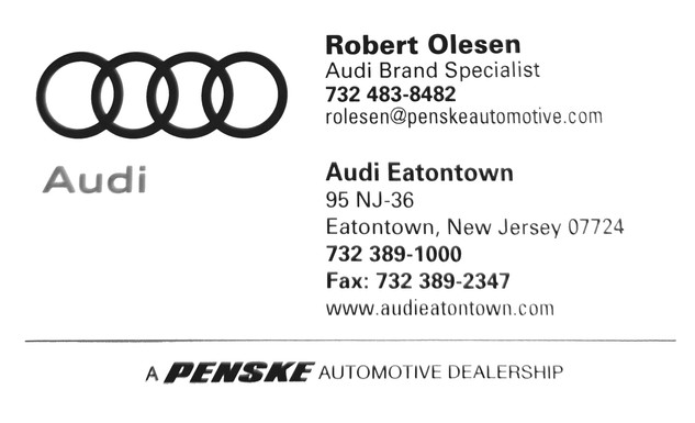 Audi Eatontown