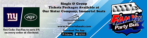 Group Ticket Packages Available