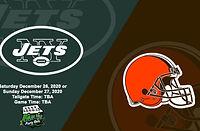 Browns vs jets