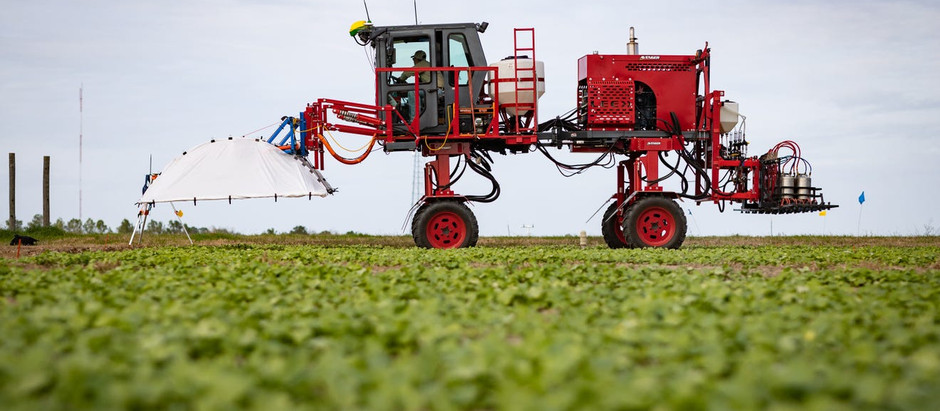 Artificial intelligence helping to improve farming