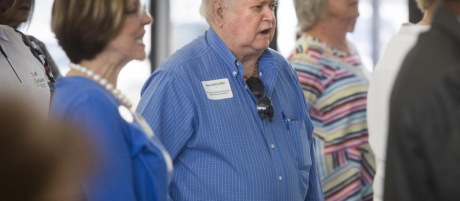 'An industry giant': Ben Hill Griffin III was a colossal presence in citrus