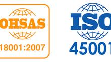 Desaparece la norma OHSAS 18001. Bienvenida la ISO 45001:2018