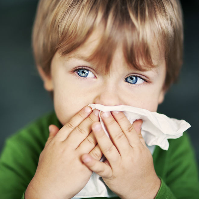 Child Health, RSV, Croup, Viral Infections