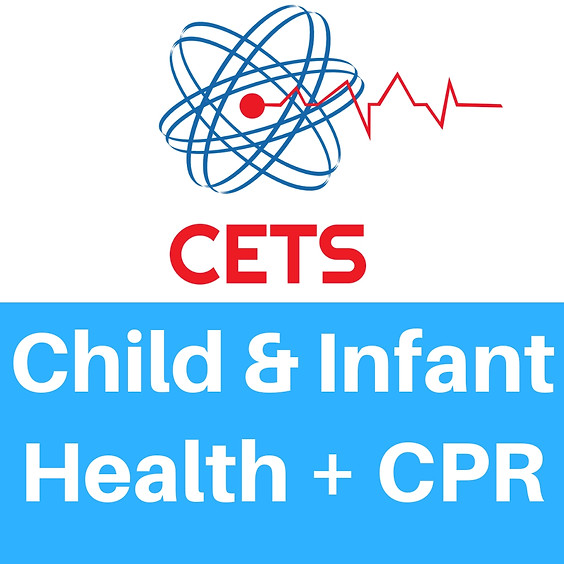 Child & Infant Health + CPR
