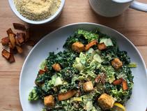 Best Vegan Caesar Salad
