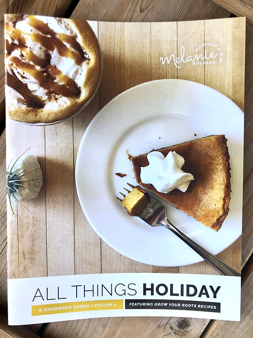 All things Holiday Cookbook