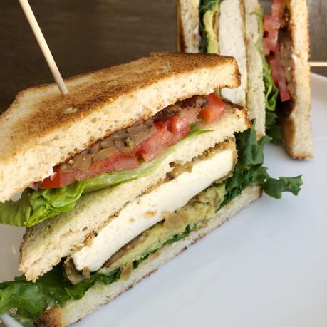 Big Ol' Club Sandwich