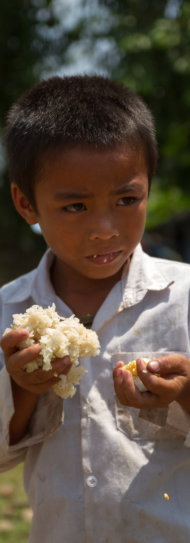 Kind in Laos