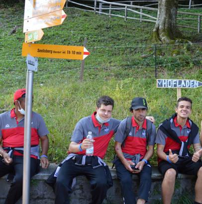 Freizeitaktivitäten SAC Innerschweiz 2020