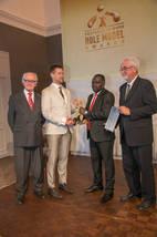 Hamilton Ayiera Nyanga, Role Mdoel Awards Träger