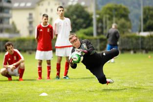 Torhüter Benfica Lissabon