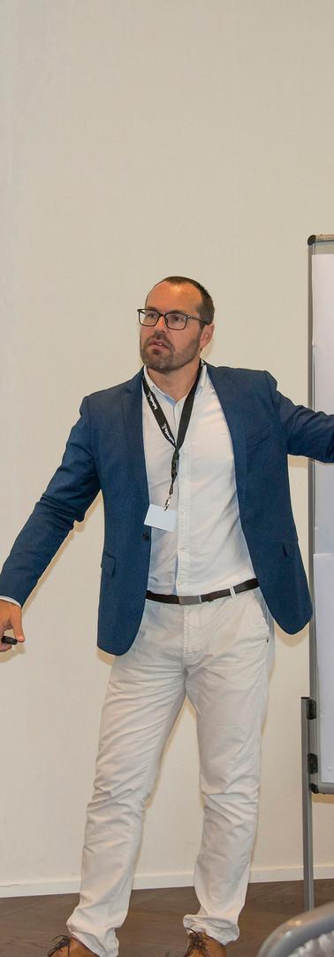 Vortrag von Dr. Jon Andrea Schocher
