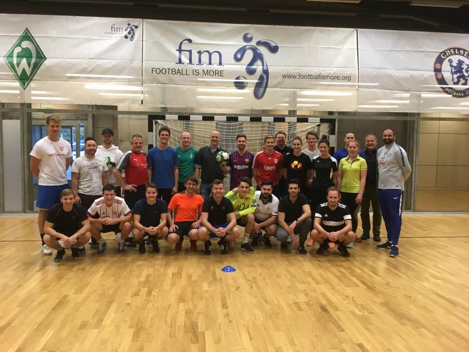Absolventen FIM-Academy 2018