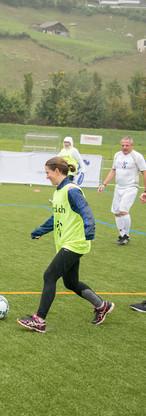 Walking Football am int. CSR Forum