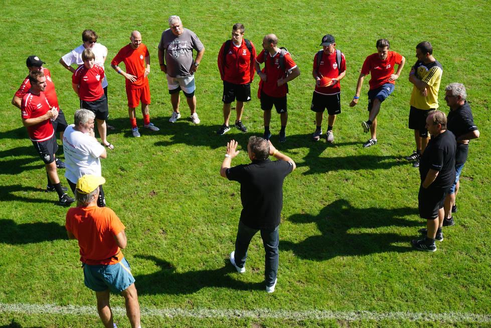 praktische Trainerausbildung