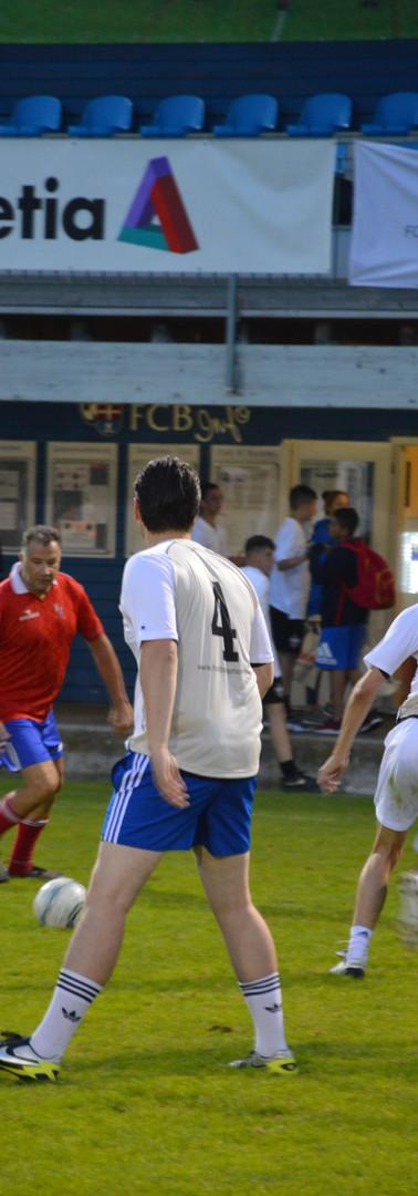 FIm team vs. FC Brunnen