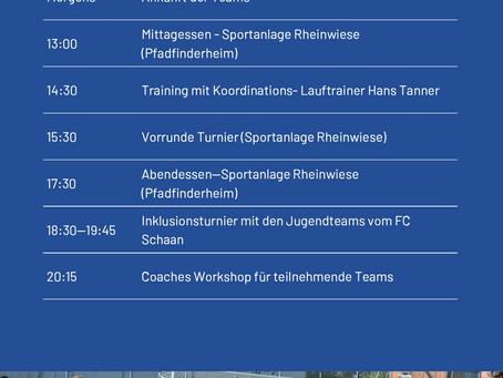 Programm SAC Liechtenstein