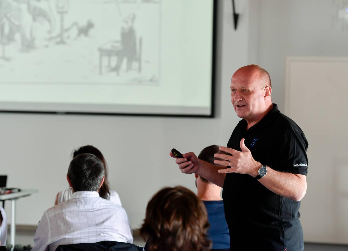 Workshop bei Swarovski