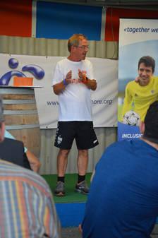 Workshop beim FC Brunnen