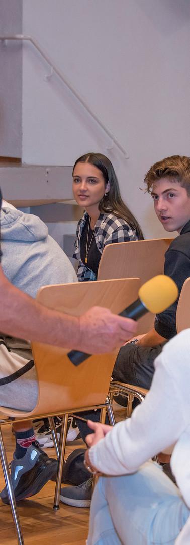 Workshop mit Prof. Dr. Jürgen Buschmann