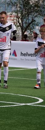 Spielszene FC Lugano