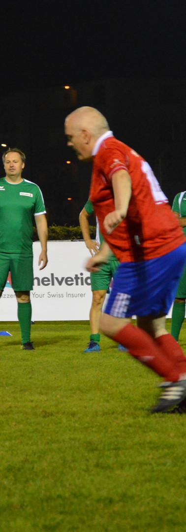 FC Brunnen vs. Team Helvetia