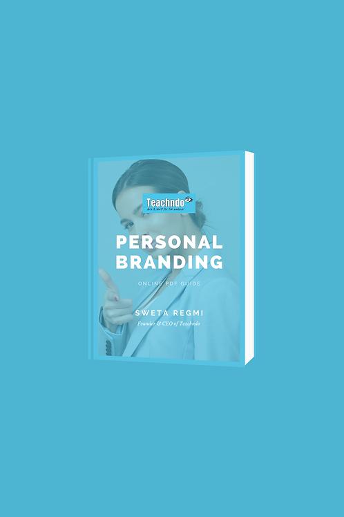 Personal Branding E-Book