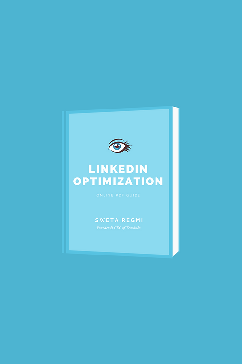 LinkedIn Optimization E-Book