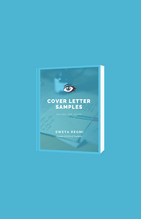 Cover Letter Sample E-Book