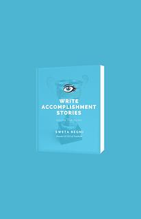 Write Accomplishment Stories